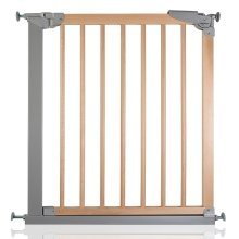 Safetots Wide Walkthrough Wooden Gate 69.1cm-75.8cm