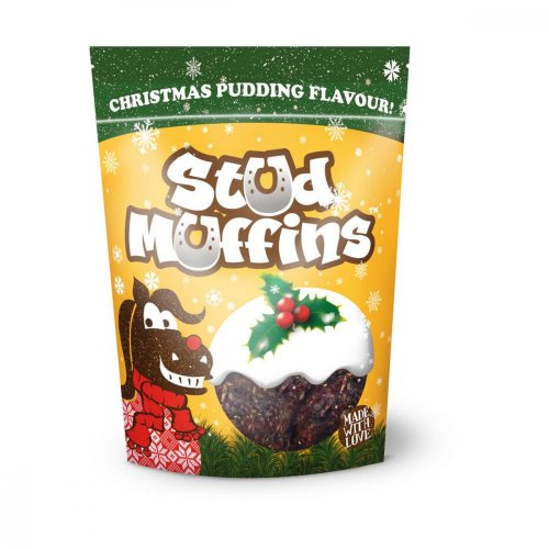 Stud Muffins Christmas Pudding (Pack of 15)