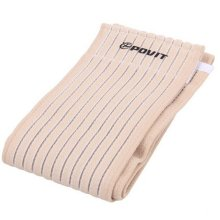 Athletics Bandage Knee Brace, One Size, Beige, 1-Count Packages