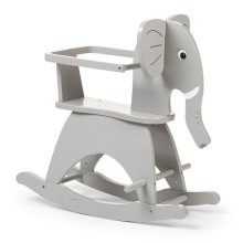 CHILDWOOD Rocking Elephant Grey CWRELPH