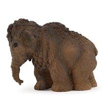 "Papo ""Baby Mammoth"" Figure (Multi-Colour)"