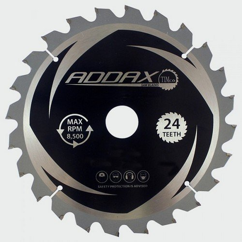 Addax C2353024 TCT Circular Saw Blade 235 x 30 x 24T