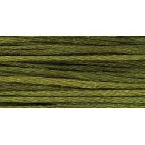 Weeks Dye Works 6-Strand Embroidery Floss 5yd-Bullfrog