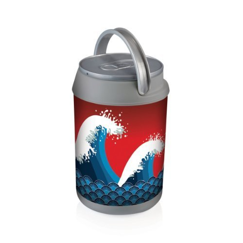 Picnic Time Tsunami Insulated Can Cooler