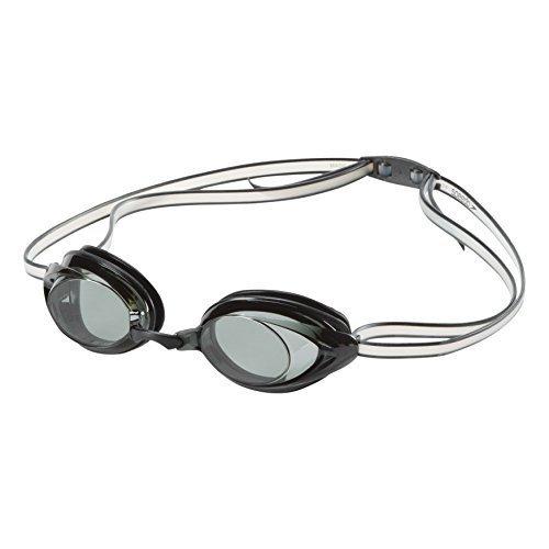 Speedo Jr Vanquisher 2 0 Swim Goggles Smoke One Size