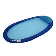 Swimways Spring Float Blue/Lt Blue by SwimWays