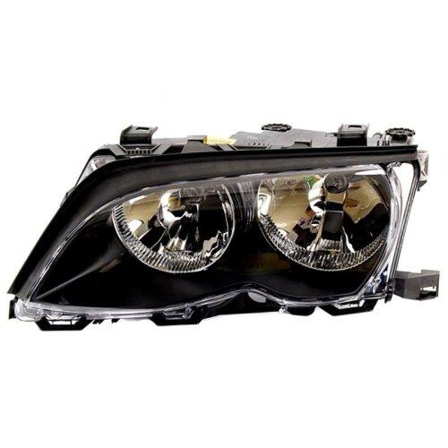 Bmw 3 Series E46 Saloon 2001-2005 Headlight Headlamp Passenger Side Left