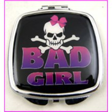 Bad Girl Compact Mirror