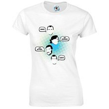 Reality Glitch's Women's Impractical Quotes T-shirt