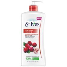 St Ives Intensive Healing Body Lotion 621ml