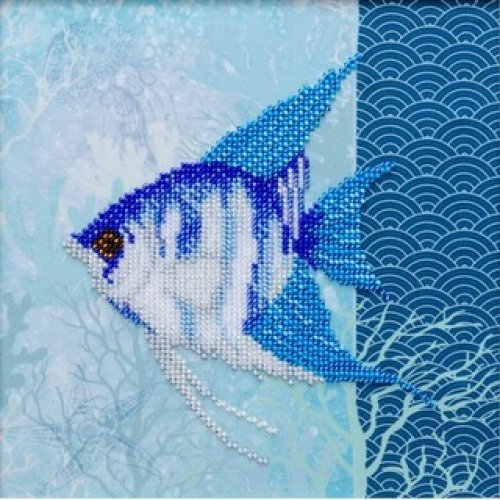 VDV Bead Embroidery Kit - Underwater Beauty - Fish