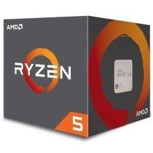 AMD Ryzen 5 1500X 3.6GHz 4-Core 65W AM4 CPU Retail