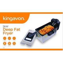 Kingavon Dff1 Deep Fat Fryer -  deep fat fryer kingavon dff1