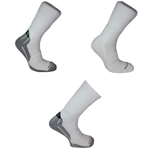 Horizon Unisex Pro Racquet Crew Socks