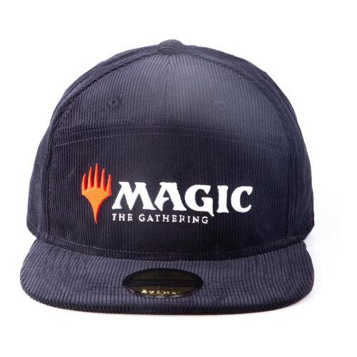 Magic: The Gathering Logo 7-Panel Core Snapback Baseball Cap