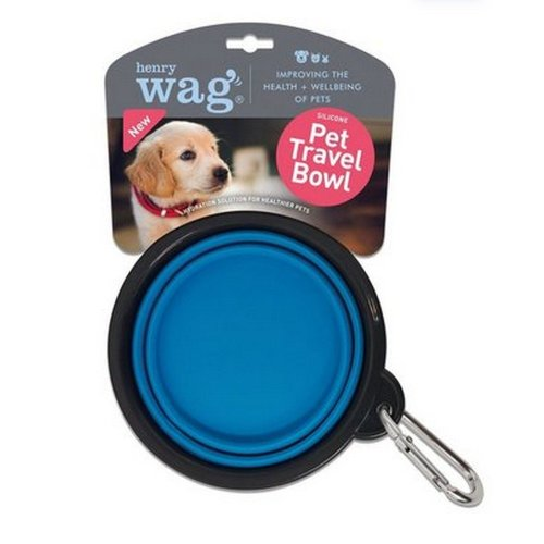 Henry Wag Travel Dog Bowl