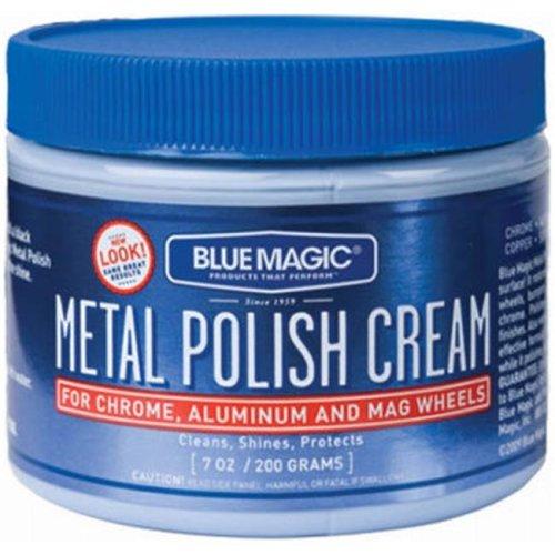 Blue Magic 400 7 oz. Metal Polish Cream