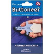 Avery The Original Buttoneer Fastening System Refill Pack-100/Pkg