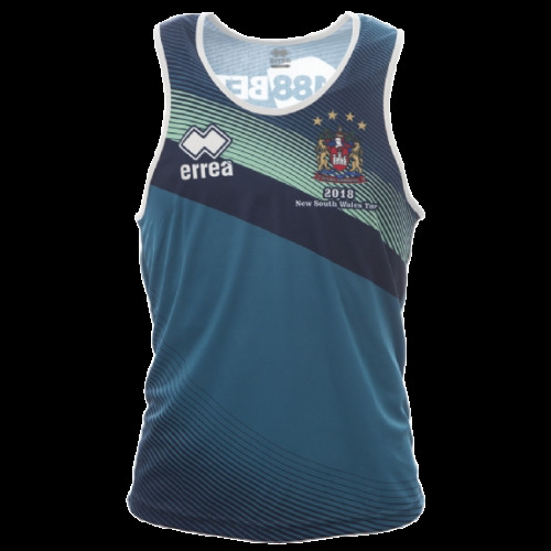 Wigan Warriors rugby league training singlet
