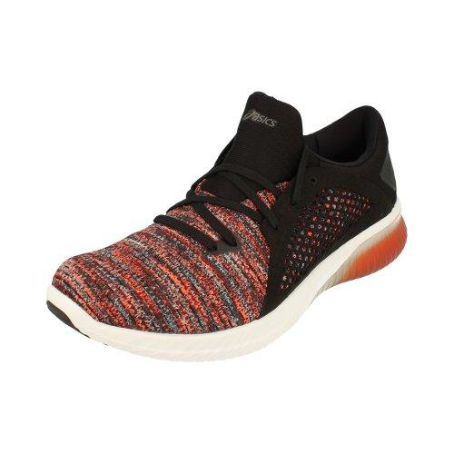 newest da82c 02479 Asics Gel-Kenun Knit Mens Running Trainers T832N Sneakers Shoes