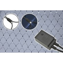 Outdoor LED Net Light with Controller