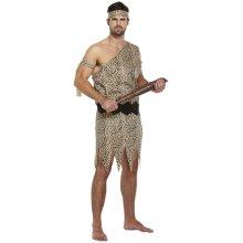 Caveman Fancy Dress Costume