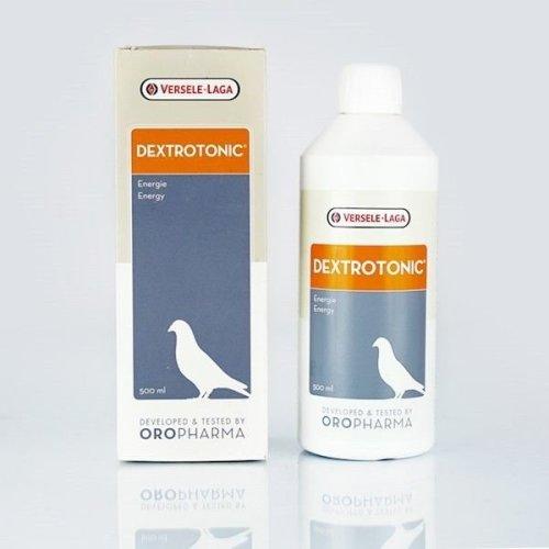 Oropharma Dextrotonic 500ml Increases Performance racing Pigeons