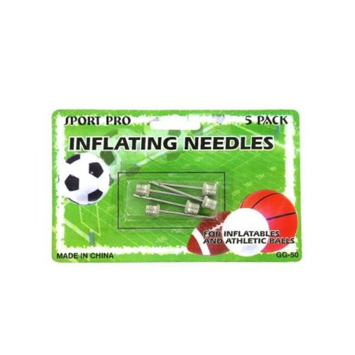Sports ball inflating needles - Pack of 96