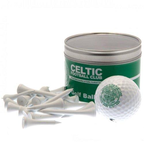 Celtic FC Ball And Tee Set