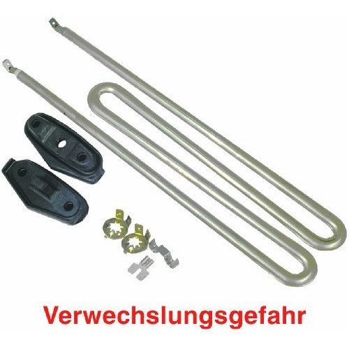 Europart 6260481 Replacement Heating Kit for Miele Washing Machine 2100 W