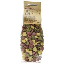 Rosewood Naturals Little Hearts Treat 100g