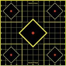 Birchwood Casey Shoot-N-C 12-Inch Sight In Target (5 Sheet Pack)