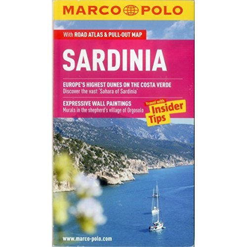 Sardinia Marco Polo Guide (Marco Polo Travel Guides)