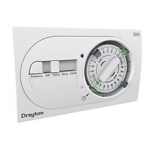 Drayton SMI 29205 24 Hour Mechanical Timeswitch