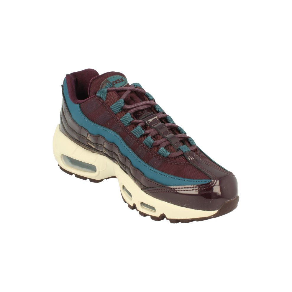 3c2bb912d8 ... Nike Womens Air Max 95 Se PRM Running Trainers Ah8697 Sneakers Shoes -  3 ...
