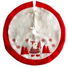Christmas Tree Skirt Christmas Decoration Xmas Tree Skirt 90cm