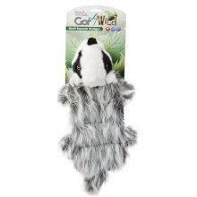 Gor Pets Dog Toy, Wild Multi-Squeak Badger 30cm
