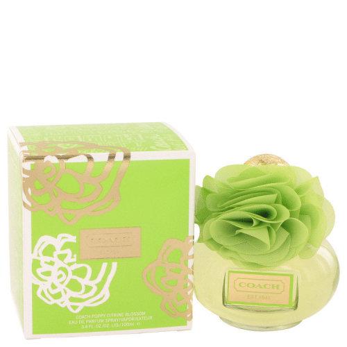 Coach Poppy Citrine Blossom by Coach Eau De Parfum Spray 3.4 oz