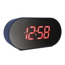 Acctim '15139 Loma' Large 1.2 inch LED USB power lead clock with Smart Connector®
