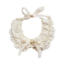 """Retro Style Lace Collars Handmade Pet Necklace Neckerchief for Dog/Cat 8.2-11.2"""""""
