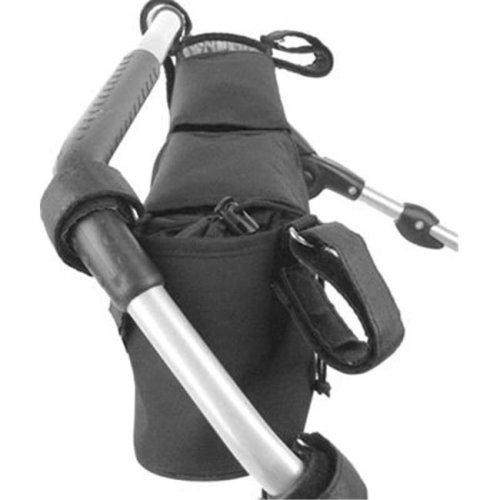 StrollAir DO722B Universal Double Stroller Organizer - Black