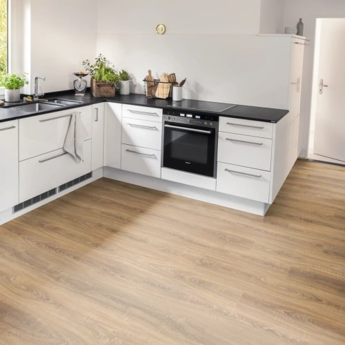 Egger Laminate Flooring Planks 61.69m² 8mm Toscolano Oak Nature Board Carpet