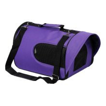 Purple Pet Carrier Tote Bag for Dog and Cat