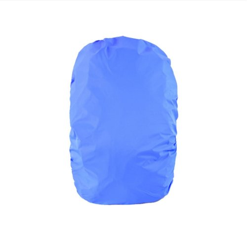 [BLUE] Camping/Hiking Water-proof Backpack Rain/Snow Cover, Size M,45-60L
