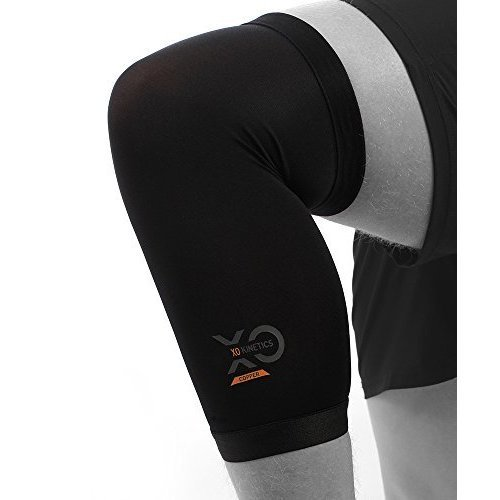 1671203178 XO Kinetics - BUY ONE GET ONE FREE #1 Recovery Knee Support Sleeve. Best  for sport or work related knee pain - highest grade 88% copper nylon.... on  OnBuy