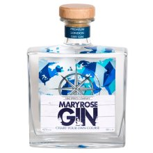 Mary Rose Gin | London Dry with hints of Rosemary & Grapefruit