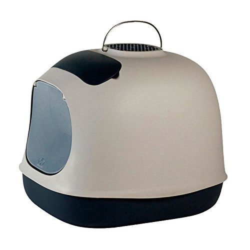 United Pets Minu Covered Cat Litter Box