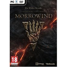 The Elder Scrolls Online Morrowind Video Game PC