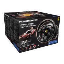 Thrustmaster T300 Ferrari GTE Official Force Feedback Wheel - PS4/PS3/PC DVD