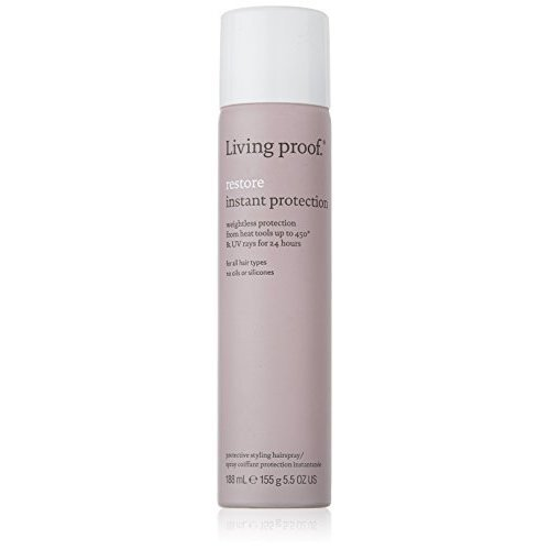 Living Proof Restore Instant Protection Hairspray, 5.5 Ounce